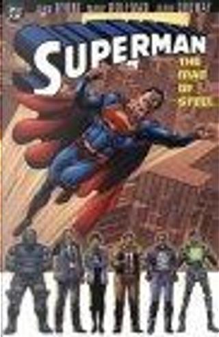 Superman by John Byrne