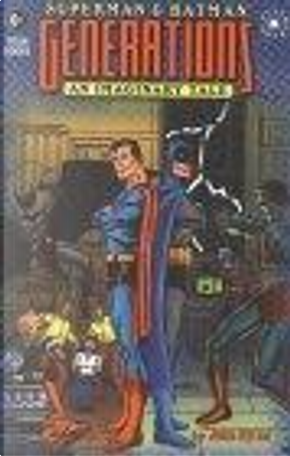 Superman/Batman by John Byrne