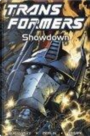 Transformers Showdown by Bob Budiansky, Herb Trimpe, Nancy Jones
