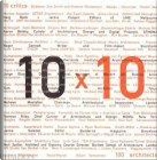 10 X 10 by Editors of Phaidon Press