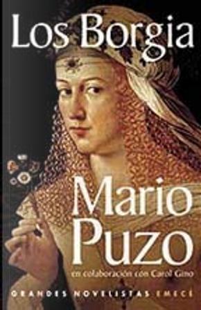 Los Borgia by Mario Puzo