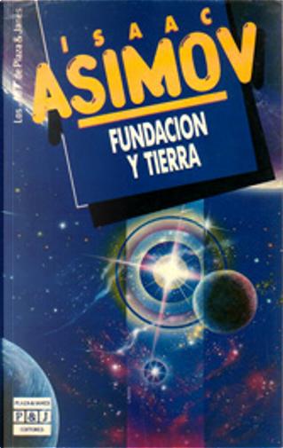 Fundación y Tierra by Isaac Asimov