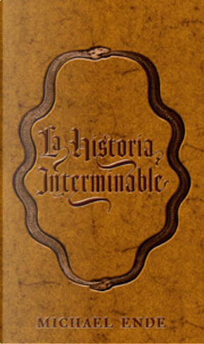 La historia interminable by Michael Ende