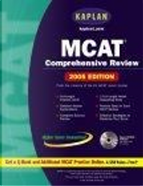 Kaplan MCAT Comprehensive Review with CD-ROM, 2005 Edition by Kaplan