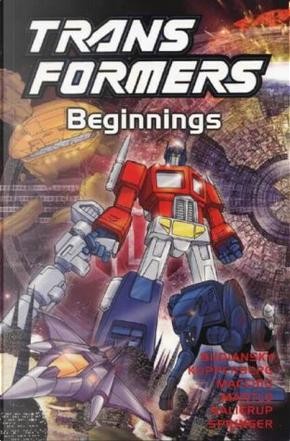 Transformers, Vol. 1 by Bob Budiansky, Ralph Macchio, Jim Salicrup