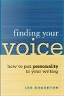 Finding Your Voice by Les Edgerton