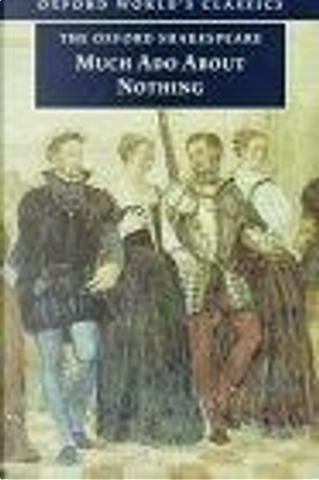 Much Ado About Nothing by Sheldon P. Zitner, William Shakespeare