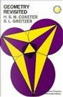 Geometry Revisited by H. S. M. Coxeter, Samuel L. Greitzer