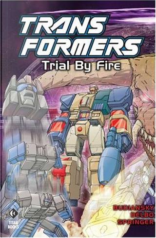 Transformers, Book 7 by Bob/ Delbo, Bob Budiansky, Budiansky, Frank Herbert, Frank Springer, Jose/ Springer, Jose Delbo