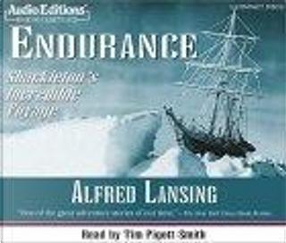 Endurance by Tim (NRT), Alfred/ Pigott-Smith, Lansing, Alfred Lansing