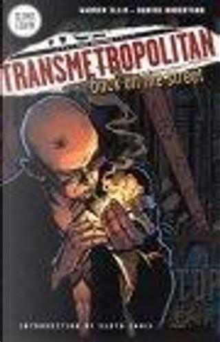 Transmetropolitan by Darick Robertson, Warren Ellis