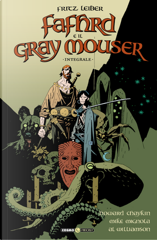 Fafhrd e il Gray Mouser by Howard Chaykin