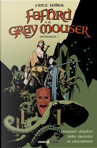 Fafhrd e il Gray Mouser by Howard Chaykin