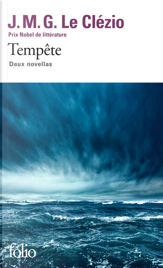 Tempête by Jean-Marie Gustave Le Clézio