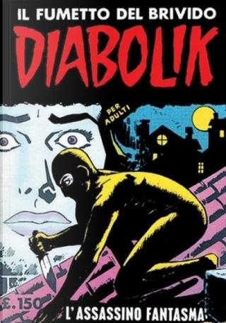 Diabolik: Anastatika n. 6 by Angela Giussani