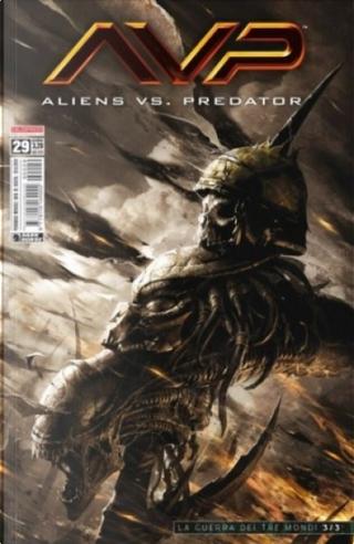 Aliens #29 by Randy Stradley