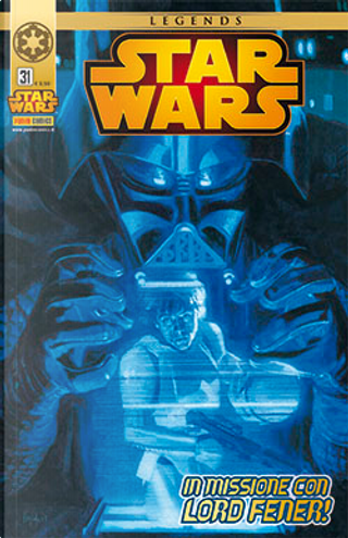 Star Wars vol. 31 by Russ Manning, Brian Wood, Tim Siedell