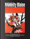 ART OF MODESTY BLAISE by Peter O'Donnell