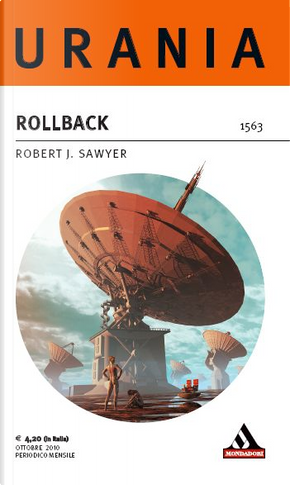 Rollback by Robert J. Sawyer