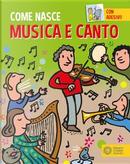 Musica e canto. Con adesivi. Ediz. a colori by Giulia Calandra Buonaura