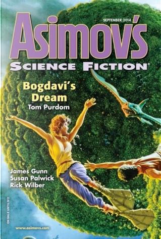 Asimov's Science Fiction, September 2014 by Amanda Forrest, James Gunn, Kelly Sandoval, Rick Wilber, Susan Palwick, Tochi Onyebuchi, Tom Purdom