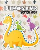 Dinosaur Sketchbook by M. J. Journal