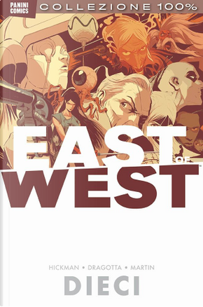 East of west vol. 10 by Jonathan Hickman
