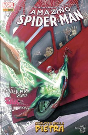 Amazing Spider-Man n. 654 by Christos Gage, Dan Slott, Mike Costa, Peter David, Robbie Thompson