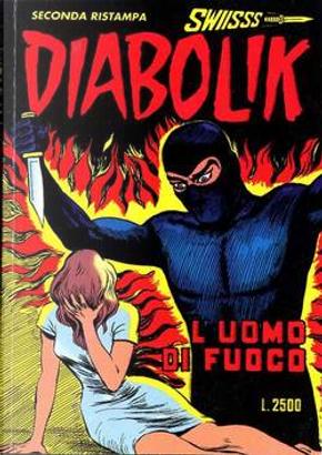 Diabolik Swiisss n. 42 by Angela Lussani, Luciana Giussani