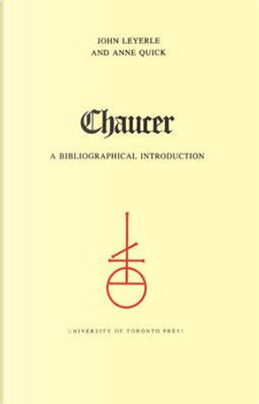 Chaucer by John Leyerle
