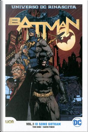 Batman vol. 1 - Universo DC: Rinascita by Scott Snyder, Tom King