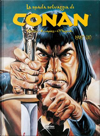 La spada selvaggia di Conan vol. 24 - 1987 - II by Charles Dixon, Don Kraar