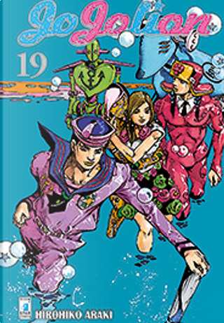 Jojolion vol. 19 by Hirohiko Araki