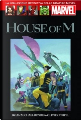 Marvel Graphic Novel Vol. 64 by Brian Michael Bendis
