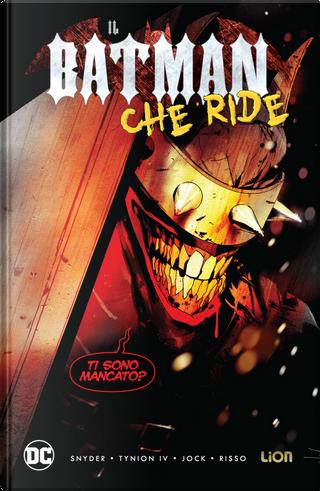 Il batman che ride by James Tynion IV, Scott Snyder