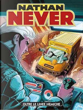 Nathan Never n. 319 by Mirko Perniola