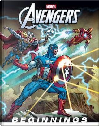 The Avengers by Thomas Macri