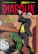 Diabolik Swiisss n. 323 by Angela Giussani, Luciana Giussani