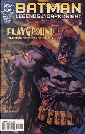 Batman: Legends of the Dark Knight n. 114 by James Robinson
