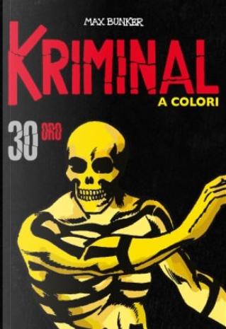 Kriminal a colori - Vol. 30 by Max Bunker