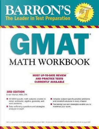 GMAT Math workbook by Barron's