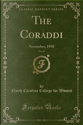 The Coraddi, Vol. 35 by North Carolina College For Women