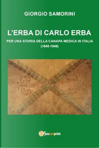 L'erba di Carlo Erba by Giorgio Samorini