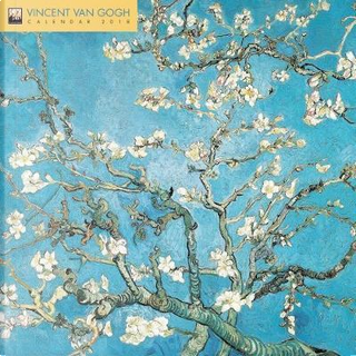 Vincent Van Gogh 2018 Art Calendar by Flame Tree Studios