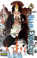 Blue Exorcist #5 by Kazue Kato