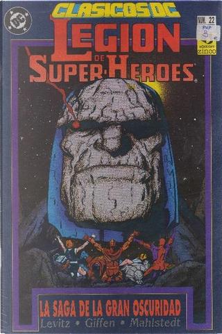 Clásicos DC #22 by Marv Wolfman, Paul Levitz