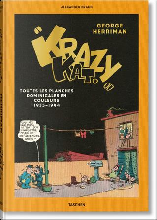 George Herriman's Krazy Kat by George Herriman