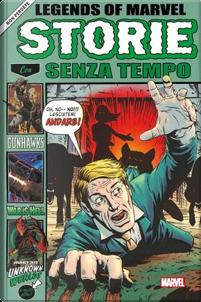 Legends of Marvel by Al Ewing, Garry Brown, Howard Chaykin