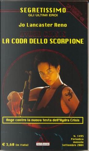 Hydra crisis. La coda dello scorpione by Jo Lancaster Reno