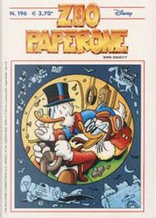 Zio Paperone n. 196 by Dick Kinney, Evert Geradts, Frank Jonker, Kirsten de Graaff, Mau Heymans, Pat McReal